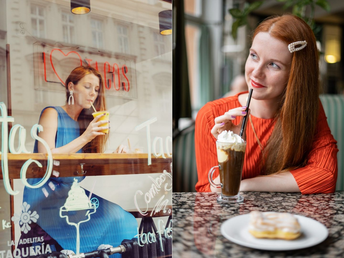 restaurants and cafes is Prague